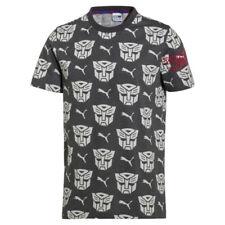 Puma X Transformers tee - loose fit adult L