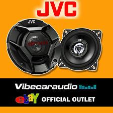 "JVC CS-DR420 -  4"" (10cm) 220w 2 Way Car Coaxial Speakers Brand New"