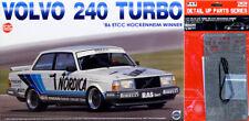 Volvo 240 Turbo '86 ETCC Hockenheim + Detail Up Parts 1:24 Model Kit Platz nunu