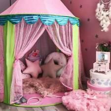 Tiny Land TP01 Girls Princess Castle Play Tent - Pink