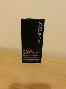 WUNDER2 Professional Primer for Color Cosmetics PRIME & BEHOLD 5g FREE P&P