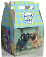 PUPPY DOG PALS PARTY FAVOR BOXES
