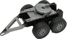 BRUDER® 42641  Tieflader Fahrgestell, Dolly für Tieflader Aufleger, NEU & OVP