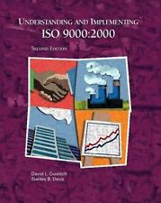 Understanding and Implementing ISO 9000 and Other ISO Standards (2nd Edition)