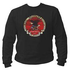 NRA National Rifle Association USA America -Stand and Fight- Sweatshirt S-3XL