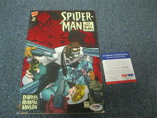 #3 Spider-Man the Lost Years comic Autographed Stan Lee PSA Certified