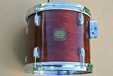 "1 OWNER! 1980's GRETSCH 12"" WALNUT LACQUER 6-PLY RACK TOM for YOUR DRUM SET D459"
