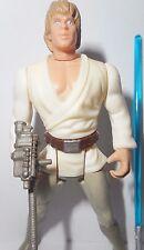 STAR WARS power of the force LUKE SKYWALKER 1995 long light saber variant kenner