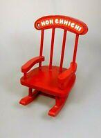 Monchichi Schaukelstuhl ca. 17 cm Mon Chhichi Stuhl