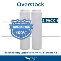 Fits Maytag UKF8001 EDR4RXD1 Comparable Refrigerator Water Filter 2 Pack