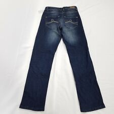 New Cecil womens jeans size 26 Toronto boot cut dark denim flawed