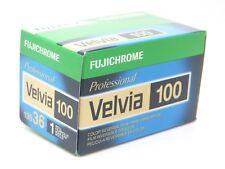 1 x FUJICHROME VELVIA 100 35mm 36 EXP CHEAP SLIDE FILM DISCOUNTS ON MULTI BUYS
