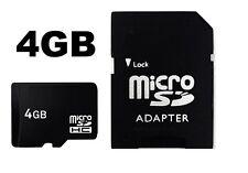 Neu 4GB MicroSD Micro SD karte CL2 Speicher karte