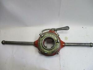 "Ridgid 504 Adjustable 1""-2"" Die Head Pipe Threader"