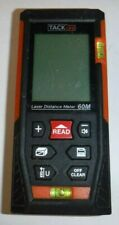 Tacklife HD60 Classic Laser Measure 196Ft M/In/Ft Mute Laser Distance Meter READ