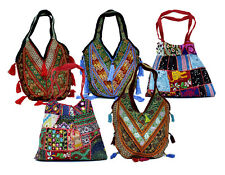 10pcs Vintage Banjara & Embroidered Sequin Beads Bags Gypsy Purse Wholesale Lot