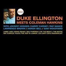 DUKE ELLINGTON: MEETS COLEMAN HAWKINS [LP vinyl]