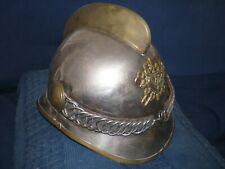 Helm für Feuerwehrkommandanten