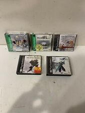 Final Fantasy VII 7 (Sony PlayStation 1 PS1, 1997) Complete Lot NEW & USED
