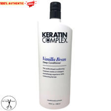 Keratin Complex Vanilla Bean Deep Conditioner with Keratin 33.8 oz