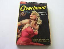 OVERBOARD   1950   GEORGE F. WORTS   BELARSKI HEADLIGHTS