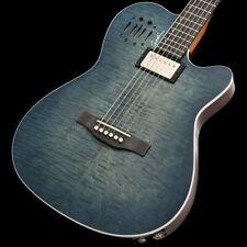 Godin Limited Edition A6 Ultra Denim Blue JAPAN beautiful rare EMS F/S