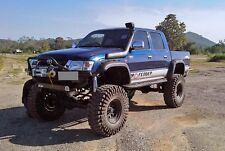Toyota Hilux 1998 SR5 Massive Wide Wheel Arch Flares .