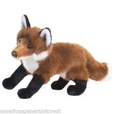 "FURBO plush 19"" long RED FOX Douglas Cuddle stuffed animal toy"