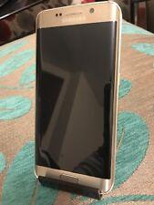 Samsung Galaxy S6 Edge SM-G925F - 32GB - Gold Platinum (Unlocked) Smartphone