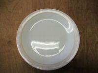 "Mikasa Bone China SILK MOIRE CAG01 Dinner Plate 10 3/4"" 1 ea   1 available"