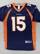 Denver Broncos NFL Replica Football Jersey (#15 Tebow) Youth Large