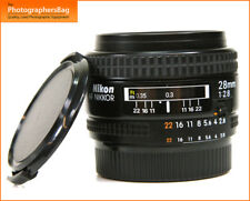 Nikon Wide Angle 28mm F2.8 Autofocus Prime Lens + Free UK Post