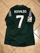 Spain Real Madrid Formotion LG Ronaldo  Shirt Player Issue Jersey Match Unworn