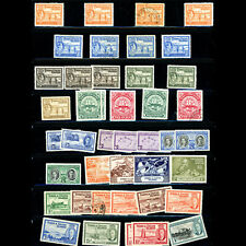 TURKS & CAICOS 1937-1950. Duplicated Selection. (80). Condition Mixed. (AT786)