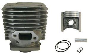 Piston and Cylinder Kit Tecomec fits Disc Cutter Dolmar 309, Makita DPC 7000