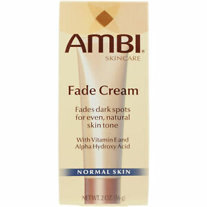 Ambi Face Cream for Normal Skin with Vitamin E, 2 oz.