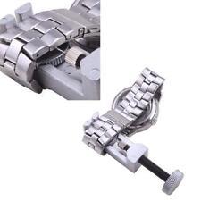 Réglable métal bande Watch Bracelet Lien Pin Remover Kits réparation d'outils AH