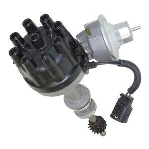 Ignition Distributor Fits Ford F250 F350 Bronco Mercury 289 302 5.0L 1977-985