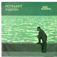 "Mike Oldfield - Moonlight Shadow 7"" Single 1983"
