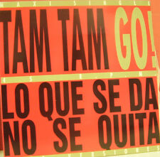 TAM TAM GO-LO QUE SE DA NO SE QUITA MAXI SINGLE VINILO 1993