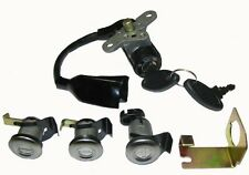 Key Switch assembly (lock set) for Jonway 150T-2 150cc scooter, Legend 150 moped
