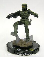 Halo Heroclix #034 Master Chief (bretella) - 10th Anniversary