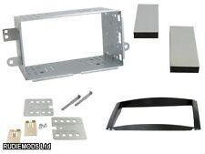 Daihatsu Terios 07 on Black Double Din Car Stereo Fitting Kit Facia CT23DH01