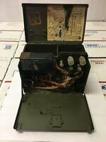 Vintage Signal Corps WWII Era Telegraph Set TG-5-B