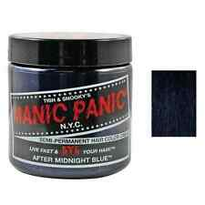 Manic Panic Semi-Permament Hair Color Creme, After Midnight 4 oz