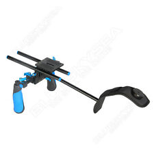 DSLR Shoulder Mount Stabilizer Steady Rig for Canon Nikon Sony Camera Camcorder