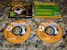 Ultimate Soccer! (PC, Program) Windows (Near Mint)