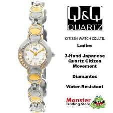 AUSSIE SELLER LADIES BRACELET WATCH CITIZEN MADE 2/TONE GK93-802 P$99 WARRANTY