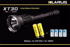 Klarus XT30 Cree XM-L U2 LED Tactical Flashlight + 2x18650 + Charger, USA Seller