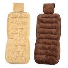Warm Car Seat Cover Universal Winter Plush Cushion Faux Fur Material for C P1I6